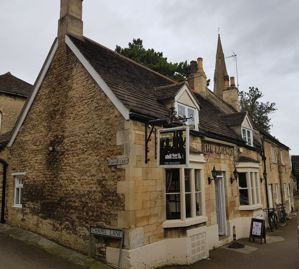 The Railway Pub, Ketton, Rutland